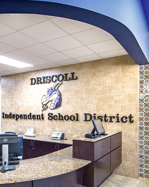 Driscoll office
